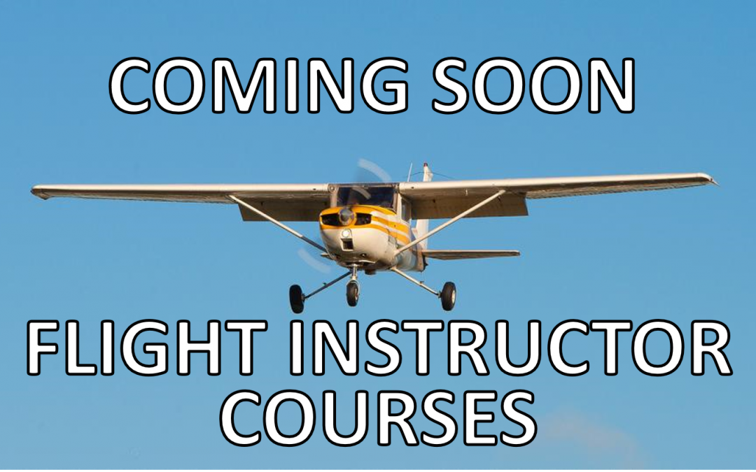 Coming Soon – Instructor Courses